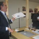 tablo consegna diplomi alab 2010