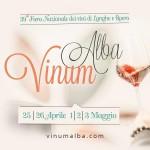 Vinum 2015, ad Alba dal 25 aprile al 2 maggio