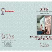 Presentazione del mio nuovo libro: SIVE – Società Italiana Viticoltura Enologia – 20 anni (1995-2015)