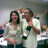 Le prime bottiglie di Asti in autoclave