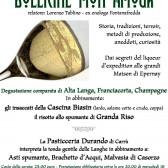Mondovì – giovedì 18/12/13 – ore 21.00 – degustazione guidata dei migliori spumanti
